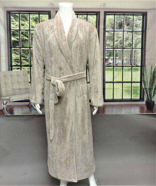 ms mens robe spanish tan