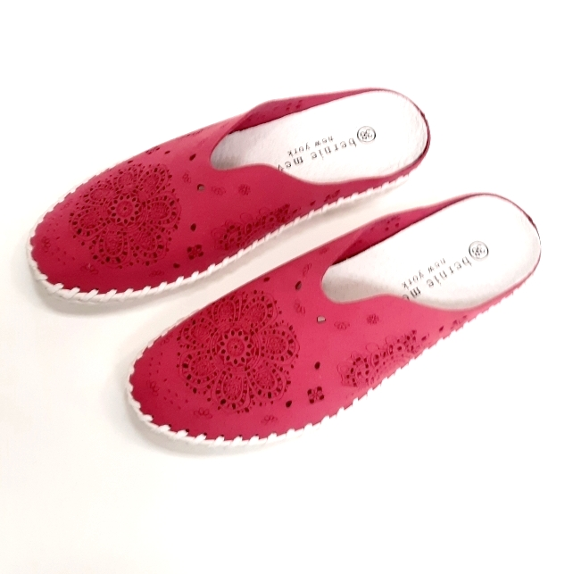 shoes dye cut muse fuchsia