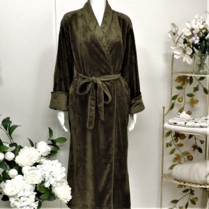 unisex spa robe